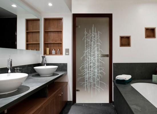 Маятниковые двери не могут обеспечить высокую степень герметичности