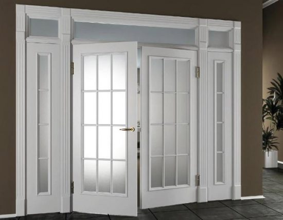 Выбирайте дверь в соответствии со стилем вашего интерьера