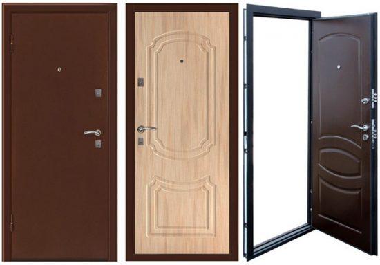 Дизайн дверей Форпост