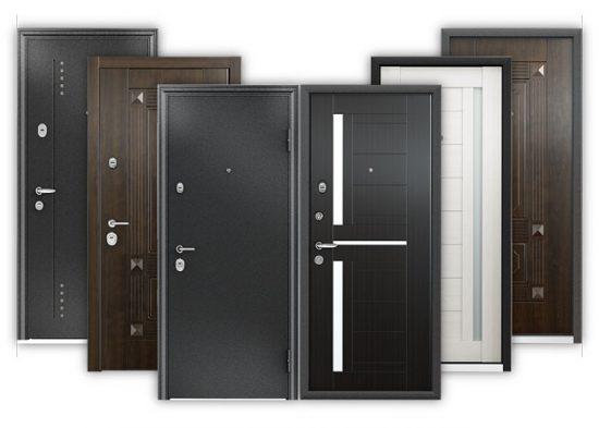Модельный ряд дверей Торекс