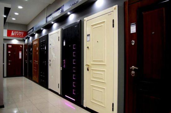 Двери Торекс с декоративными накладками МДФ