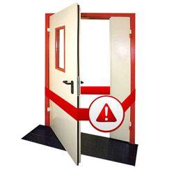 Снип дверь открывается наружу если