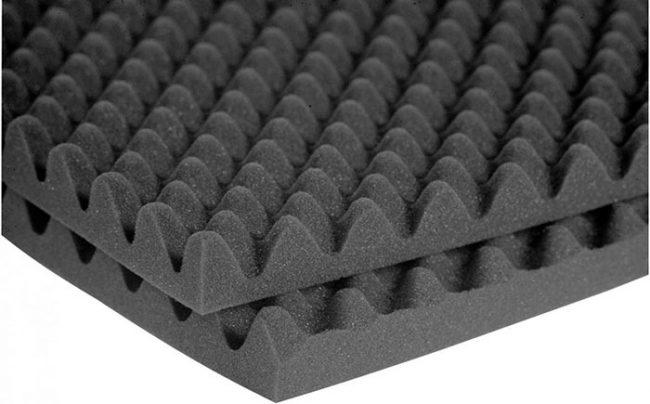 Материал для шумоизоляции металлической двери