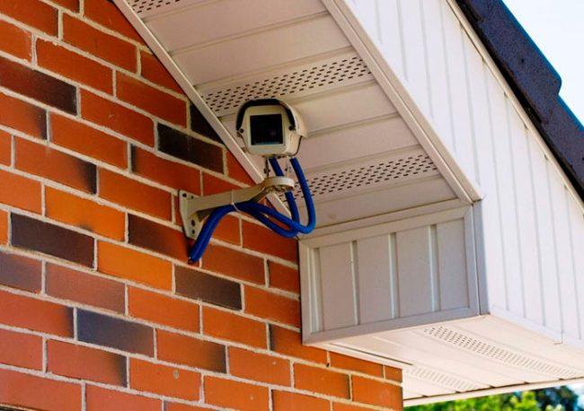 Видеонаблюдение защитит ваше имущество от злоумышенников