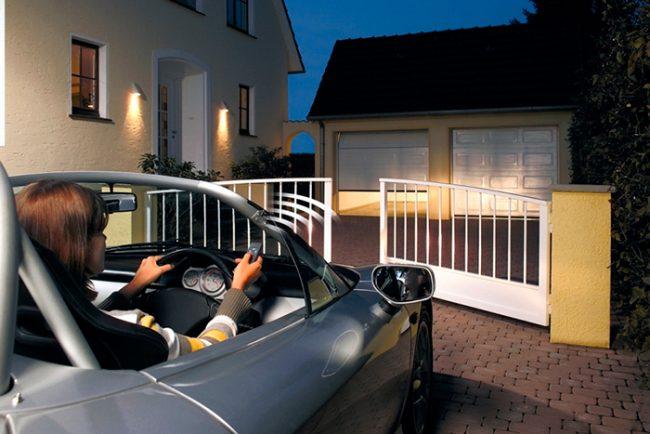 Выбирать автоматику для ворот следует с учетом температурного режима, в котором они будет эксплуатироваться