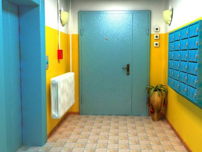 Установку тамбурных дверей лучше доверить профессионалам
