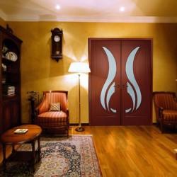 Размер двойной двери