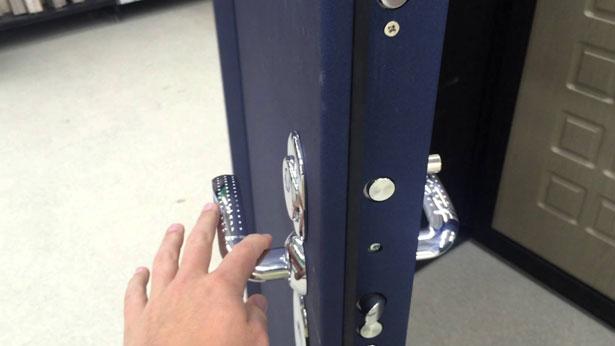 Дверь с терморазрывом что это такое