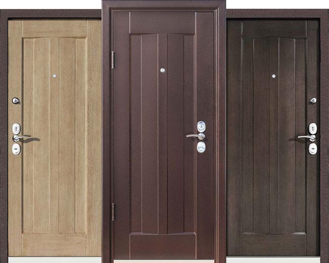 Установка мдф панелей на двери