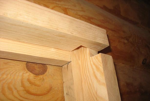 Размеры коробок межкомнатных дверей