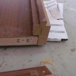 Размер дверной коробки для двери 80 см