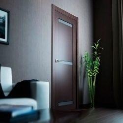 Царговые двери что это
